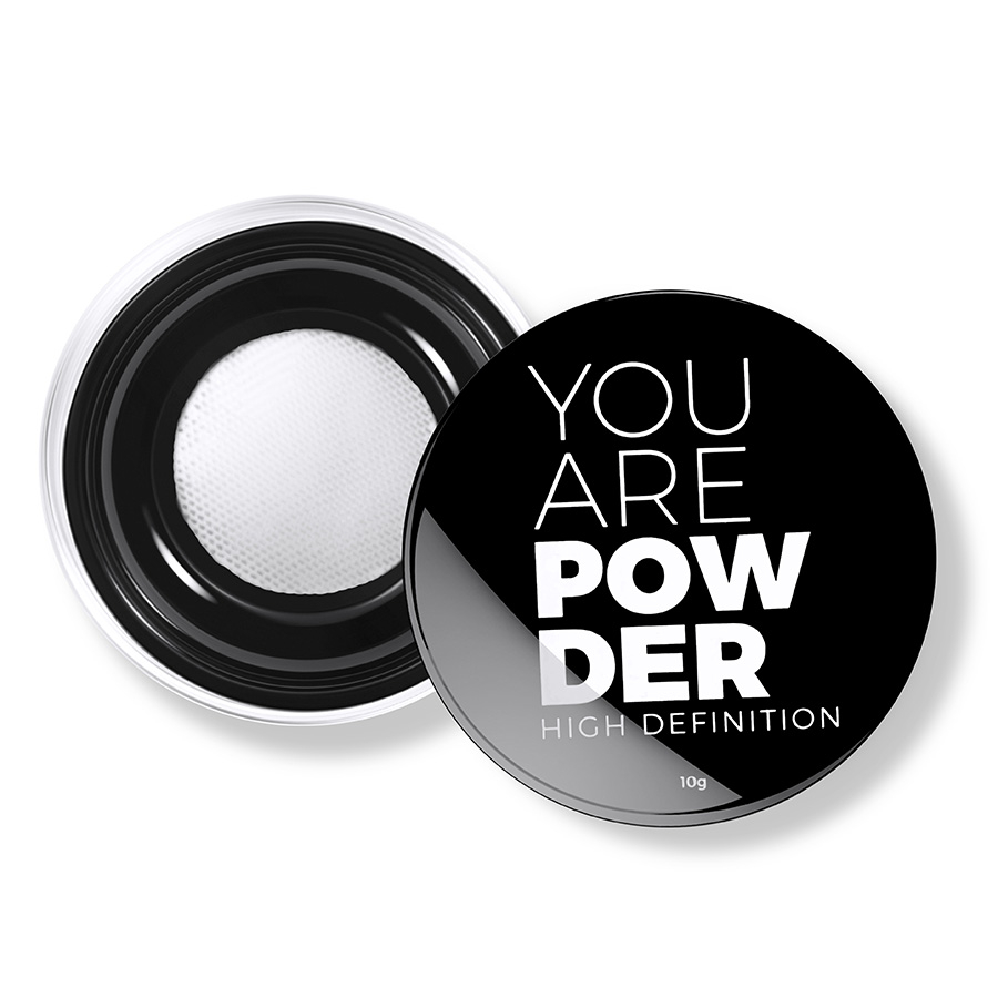 Puder High Definition | Clear